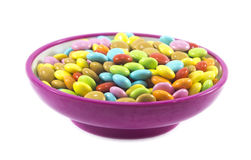 Colorful candies sweets Stock Image