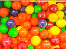 Colorful candies texture background. Close up of colorful candies texture background Stock Photo