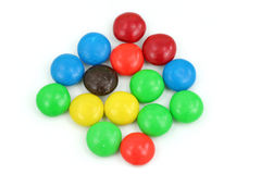 Colorful candy Royalty Free Stock Images