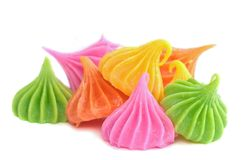 Colorful candy. Royalty Free Stock Image