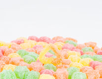 Colorful candy Royalty Free Stock Photography