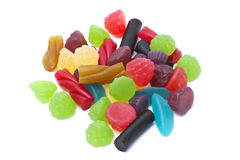 Colorful Candy Royalty Free Stock Image