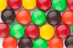 Colorful candy as texture Royalty Free Stock Photography