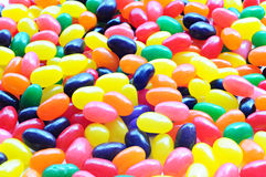Colorful candy background. Background of colorful candy drops Stock Photos