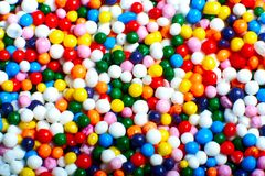Colorful candy background Stock Photography