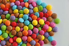 Colorful candy background Royalty Free Stock Photos