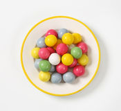 Colorful candy balls Royalty Free Stock Images