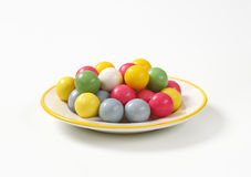 Colorful candy balls Stock Images