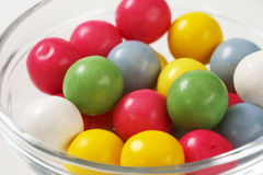 Colorful candy balls Royalty Free Stock Image