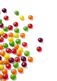 Colorful candy bonbon Stock Photos