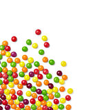 Colorful candy bonbon Royalty Free Stock Photo