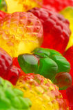 Colorful candy close-up. Heap of colorful candy close-up Royalty Free Stock Images