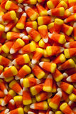 Colorful Candy Corn for Halloween Stock Image