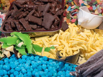 Colorful candy. Mix colorful candy a the market Stock Photos
