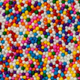 Colorful Candy sprinkles Royalty Free Stock Images