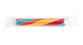Colorful candy stick Royalty Free Stock Images