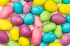 Colorful candy sweets Stock Image