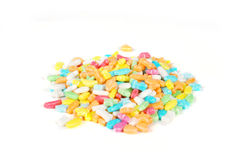 Colorful candy texture Royalty Free Stock Photo