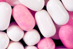Colorful candy texture Stock Image