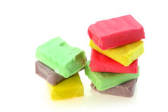 Colorful candys Stock Photos