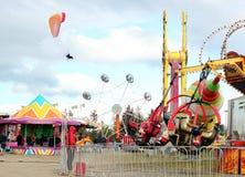 Colorful carnival Stock Photo