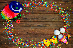 Colorful carnival background Royalty Free Stock Image