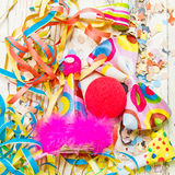 Colorful carnival background Royalty Free Stock Photography