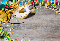 Colorful carnival background Stock Photography