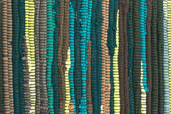Colorful carpet texture Royalty Free Stock Photo