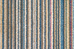 Colorful carpet texture Stock Images