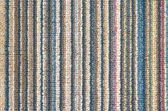 Colorful carpet texture Stock Images