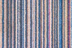 Colorful carpet texture. Close up Stock Photo