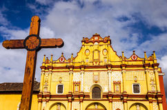 Colorful Cathedral Royalty Free Stock Photos
