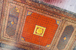 The colorful ceiling Stock Photos