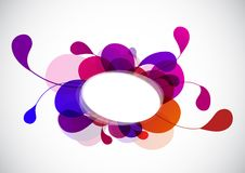 Colorful celebrate background. Royalty Free Stock Image