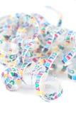 Colorful celebration ribbon Stock Photography