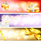 Colorful celebration and sales ornament banner background, creat. Three styles of Colorful night celebration and sales ornament banner background, create by Stock Images
