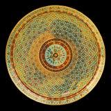 Colorful ceramic background Royalty Free Stock Photo