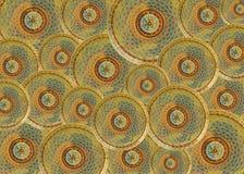 Colorful ceramic background Stock Photos
