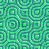 Colorful ceramic patterns Royalty Free Stock Photos