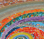Colorful Ceramic Tile Stock Photo