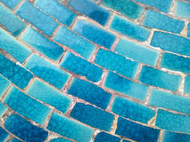 Colorful ceramic tile patterns background Stock Image