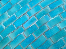 Colorful ceramic tile patterns background Royalty Free Stock Image