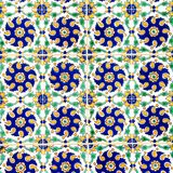 Colorful ceramic tiles Royalty Free Stock Images