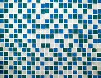 Colorful ceramic tiles wall Stock Photos