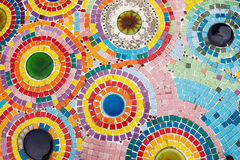 Colorful ceramic Stock Photography