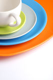 Colorful ceramics Stock Photos