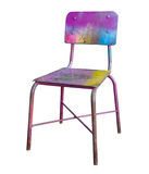 Colorful chair Stock Photo