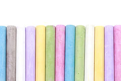Colorful Chalk Stock Images