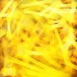 Colorful chaos light lines background Stock Photos